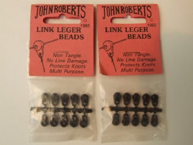 John roberts link leger beads karpfenkleinteile for Fishing factory outlet