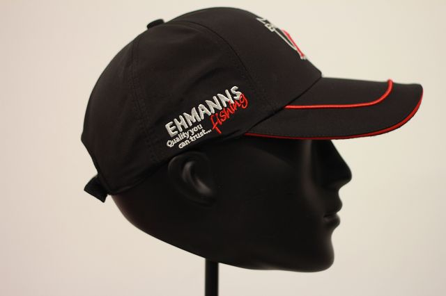 Ehmanns fishing 3d baseball cap kappen bekleidung for Fishing factory outlet