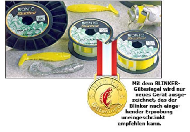 Tecline sonic 4000 m schn re ausverkauf ehmanns for Fishing factory outlet