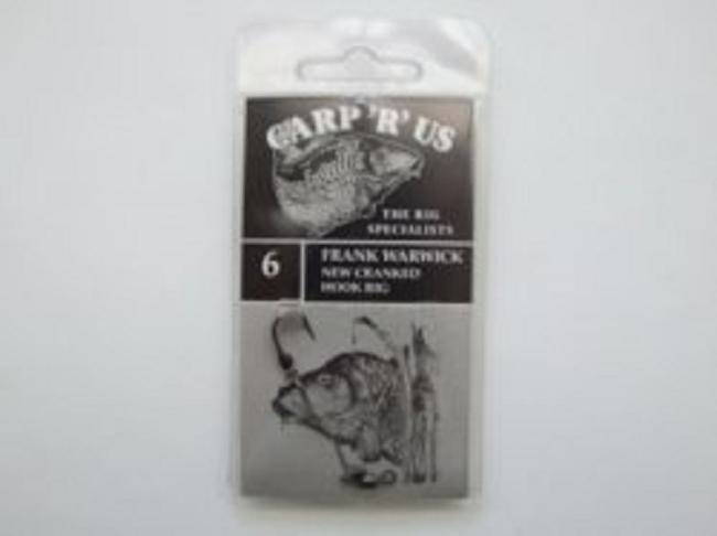 Carp r us cranked hook rig carp rigs ausverkauf for Fishing factory outlet