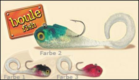 Boule fish weichplastikfische gummifische ausverkauf for Fishing factory outlet