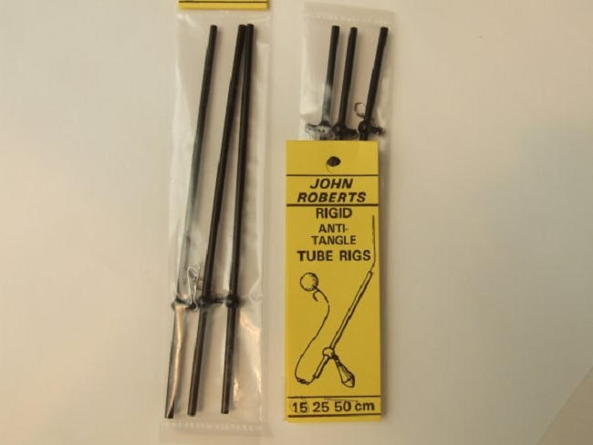 John roberts rigid anti tangle tubes for Fishing factory outlet