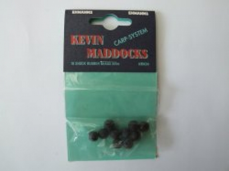 Kevin maddocks shock rubber beads karpfenkleinteile for Fishing factory outlet