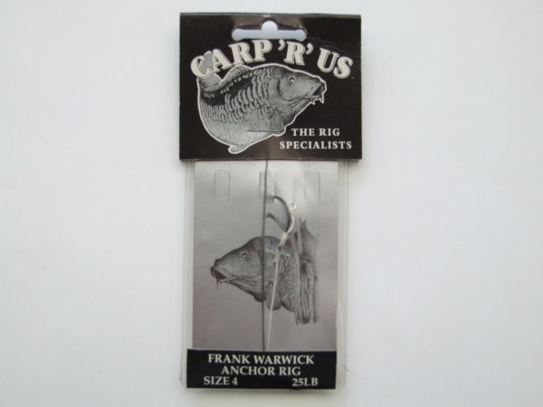 Carp r us anchor rigs carp rigs ausverkauf ehmanns for Fishing factory outlet